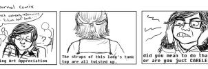Journal Comix: Twisted by LOBrien