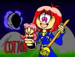 Cotton fantastic night dreams by lunitaproductions