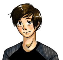 Smosh - Anthony doodle by GothicShoujo