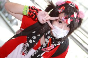 Decora - Red Star by Xeno-Photography