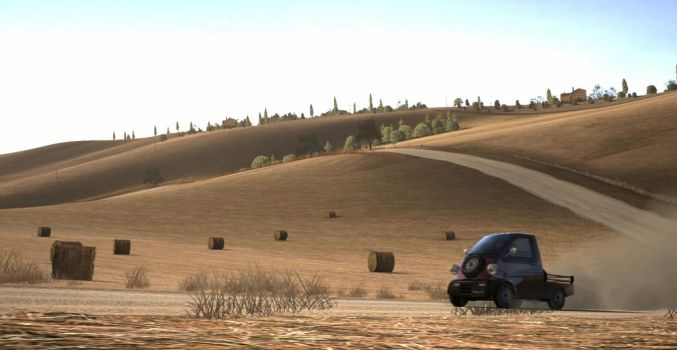 Taking a cruise through the farmlands by spec-op
