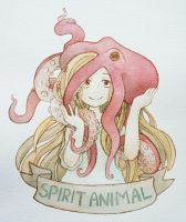 Spirit Animal by scilk