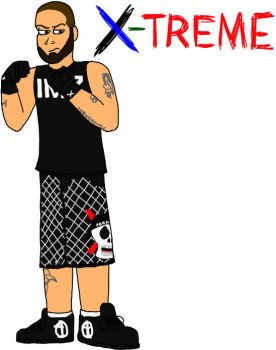 USWF: X-treme by jamesgannon