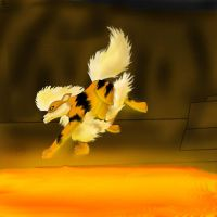 arcanine-2 by coffeelover1411