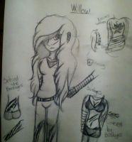 Willow by Land-Sharkz