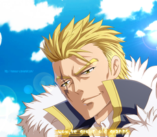 fairy tail 447 laxus !! by Mansour-s