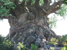 Disneys tree of life 6 by wolfridersfla
