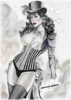 Zatanna Steampunk FULL by AdrianaTavares