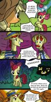 Applebloom Adventure thing... by NeonCabaret