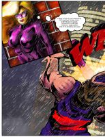 Optmystical Man: The Death of the Optimist Page 8 by montalvo-mike
