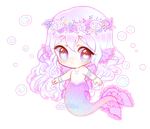 Frilly Merbaby OTA {CLOSED} by Reirii