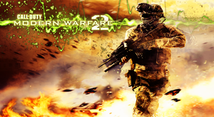 Modern Warfare 2 Wallpaper by CrossDominatriX5