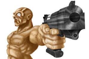 Get your gun by Zappan
