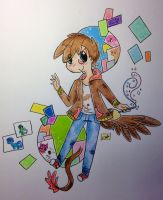 AT: Be creative by Cloudy-03