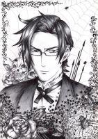 Claude Faustus by FuriarossaAndMimma