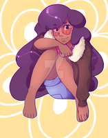 Stevonnie clothing fusion game by KuromaSama