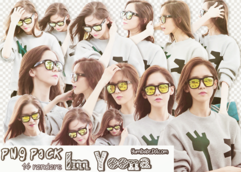 PNG Pack Yoona (SNSD) by Yumibabe