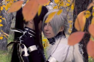D.Gray-man:Close by DarkMousyR