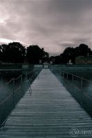 lagoon pier by directly