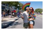 Gay Pride Day Portait 1 by makepictures