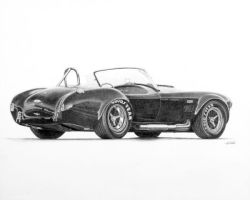 427 shelby cobra by jeffro70