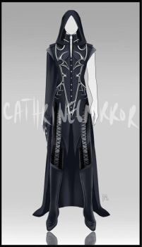 (CLOSED) Adopt Auction - Outfit 9 by cathrine6mirror