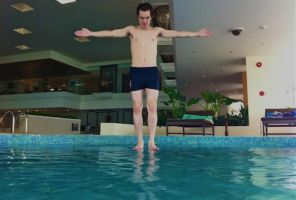 brendon urie: walking on water by falloutemily