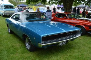 '68 Charger I by Rip-Stick-Racer