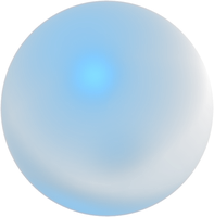 blue orb by desithen