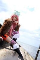 Jewelry Bonney Cosplay by Lycorisa