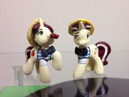 The Flim Flam Brothers by LumenGlace
