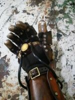 Equalist Glove Palm by Skinz-N-Hydez