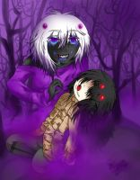 AT--Living Nightmare by Meezel