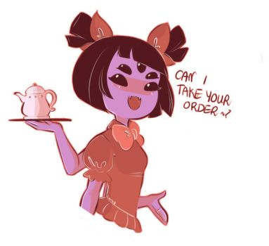 UD:Muffet by xxianghua