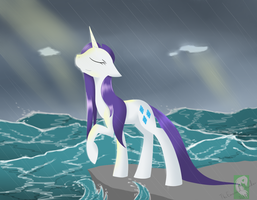 Purifying Rain by AlphaAquilae