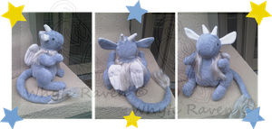 Grey Critter *SOLD* by Whyte-Raven