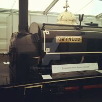 Oh Look! A Hunslet! (RAILFEST 2012) by AferVentus