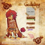 GSK: Ref. Soraya [Capitaine] by Noru-Chan