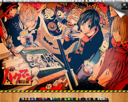 Bakuman by whitememo
