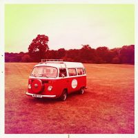 VW Campervan by Ondro
