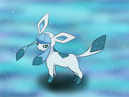 The Fresh Snow Pokemon by vulpixelcomments