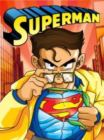 shin superman by Darda