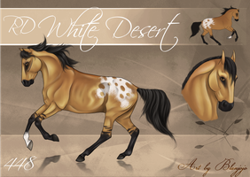 RD White Desert 448 by blanjojo