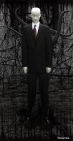The Slender Man by Carlyndra