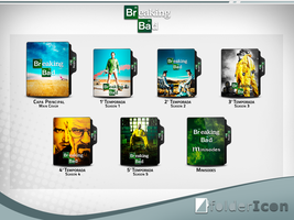 Breaking Bad Icon Pack by GianMendes