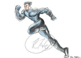 Quicksilver by RebArc