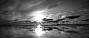 Long Exposure BW by sandor99