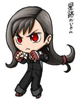Chibi Tifa by Coley-wog