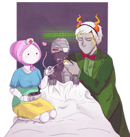 Sorry for Homestuck by k0hikki