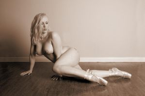 Courtney - Nude Ballerina by d2l2